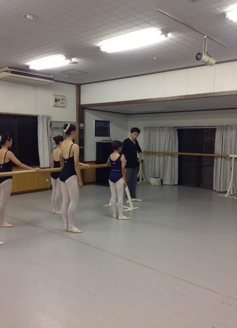 バレエスタジオ講座②