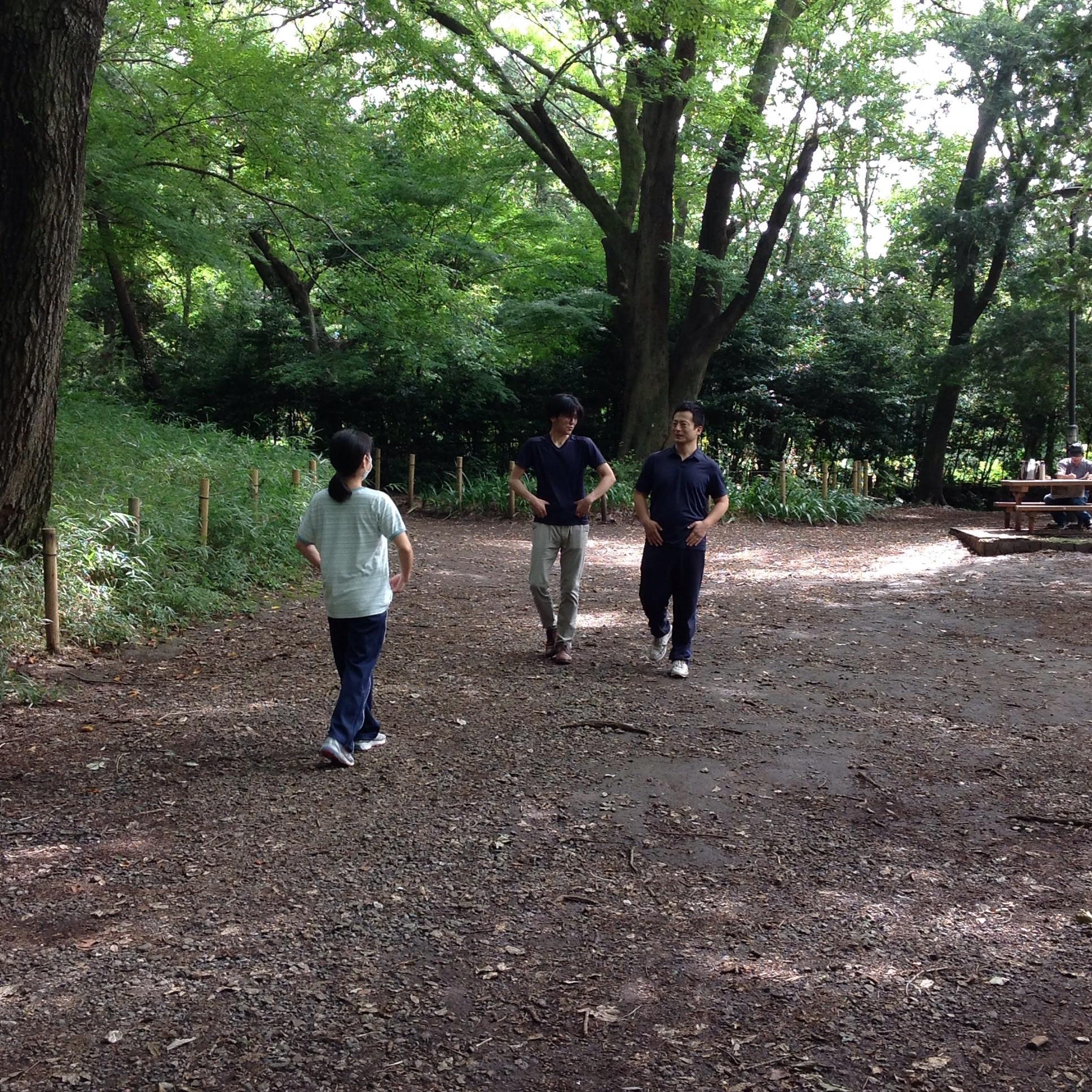 歩く授業2