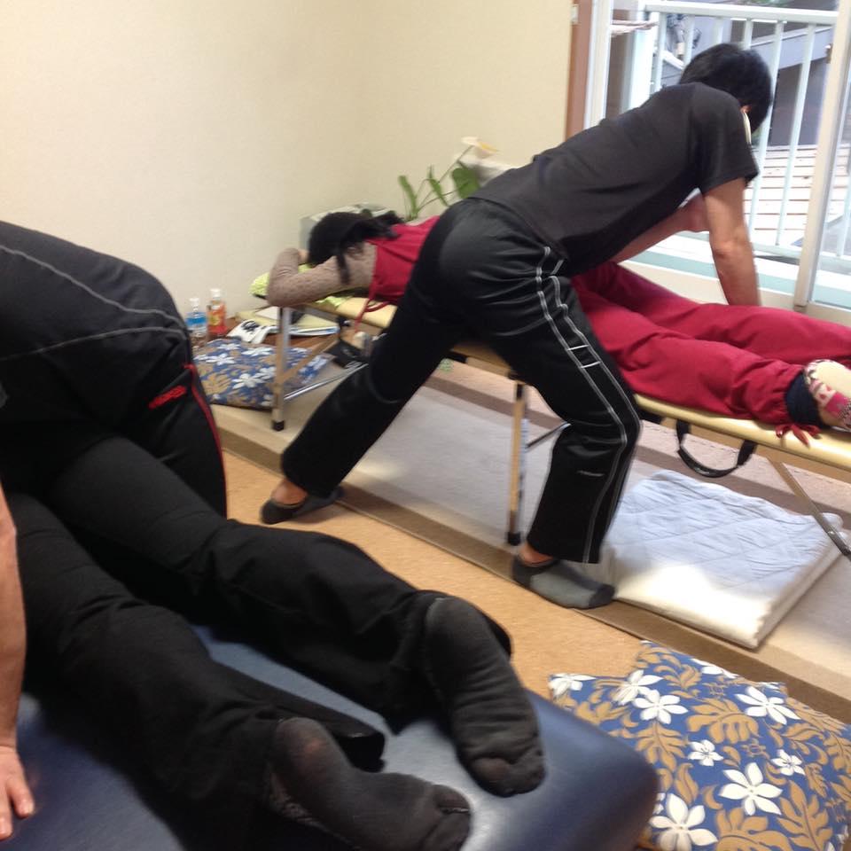 肘頭圧法・てあて整体スクール