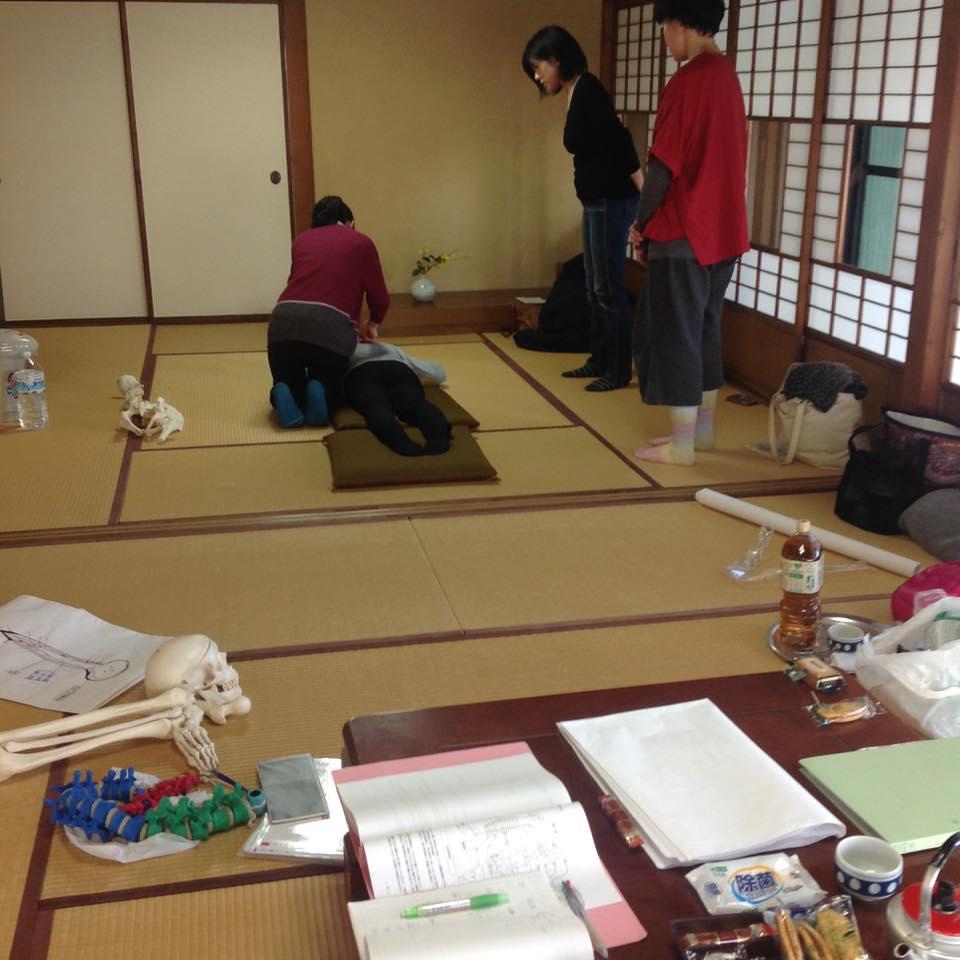 整体塾@福島1・てあて整体スクール