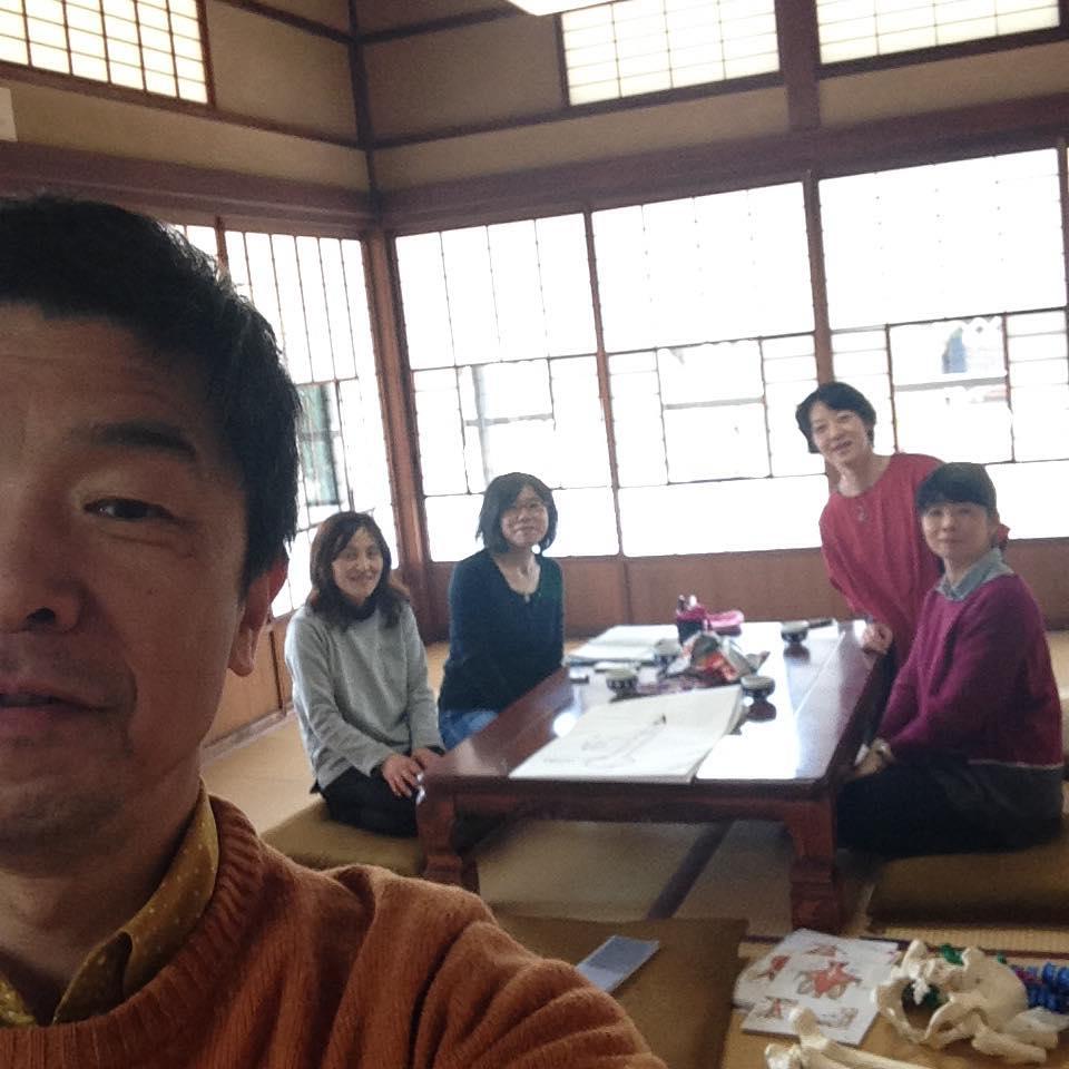整体塾@福島2・てあて整体スクール