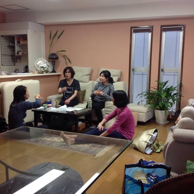 名古屋授業2・てあて整体スクール