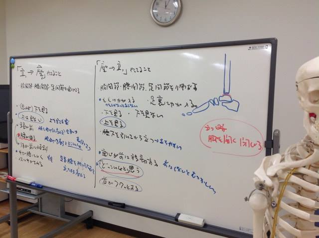 NHK文化センター・てあて整体スクール