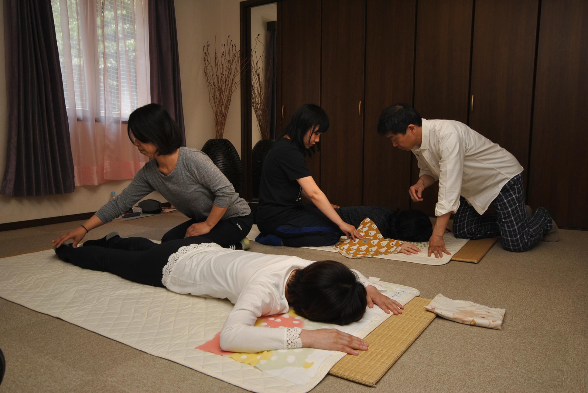 名古屋1・てあて整体スクール
