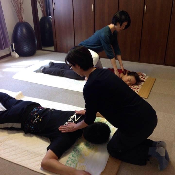名古屋授業1・てあて整体スクール