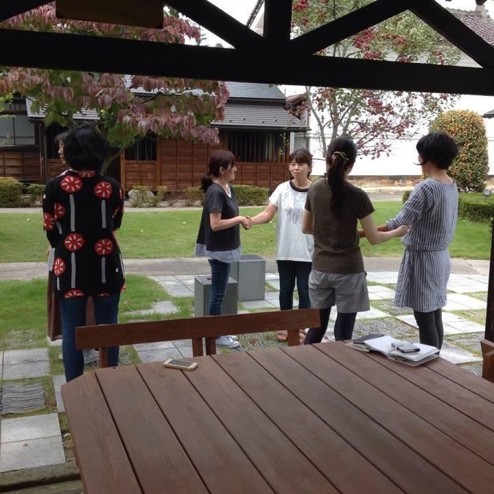 福島整体塾2・てあて整体スクール