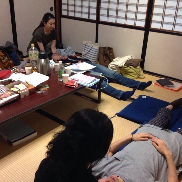 福島整体塾4・てあて整体スクール