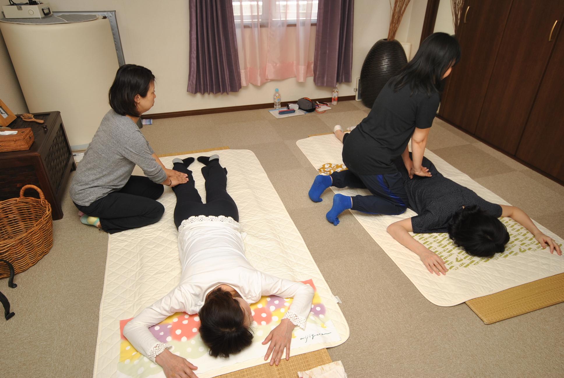 名古屋教室・てあて整体スクール