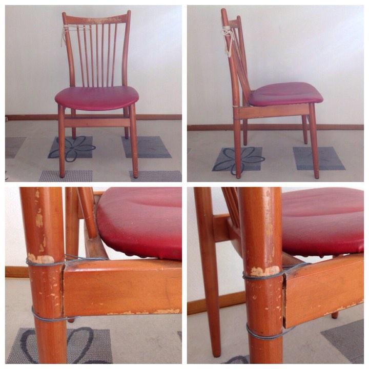 椅子ビフォー・てあて整体スクール
