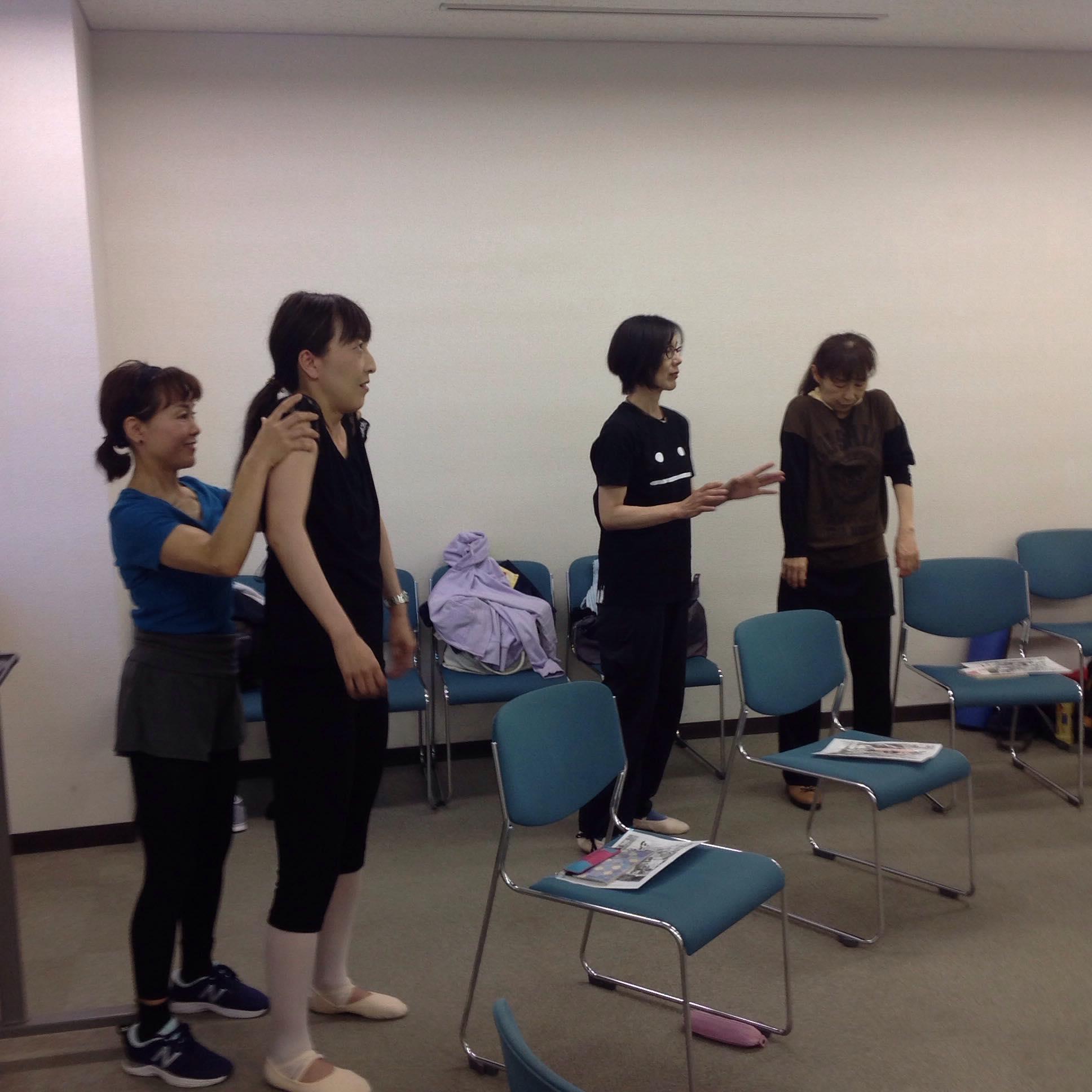 神戸カラダの座学3・てあて整体スクール