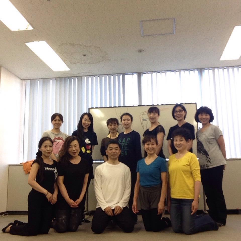 神戸カラダの座学・てあて整体スクール