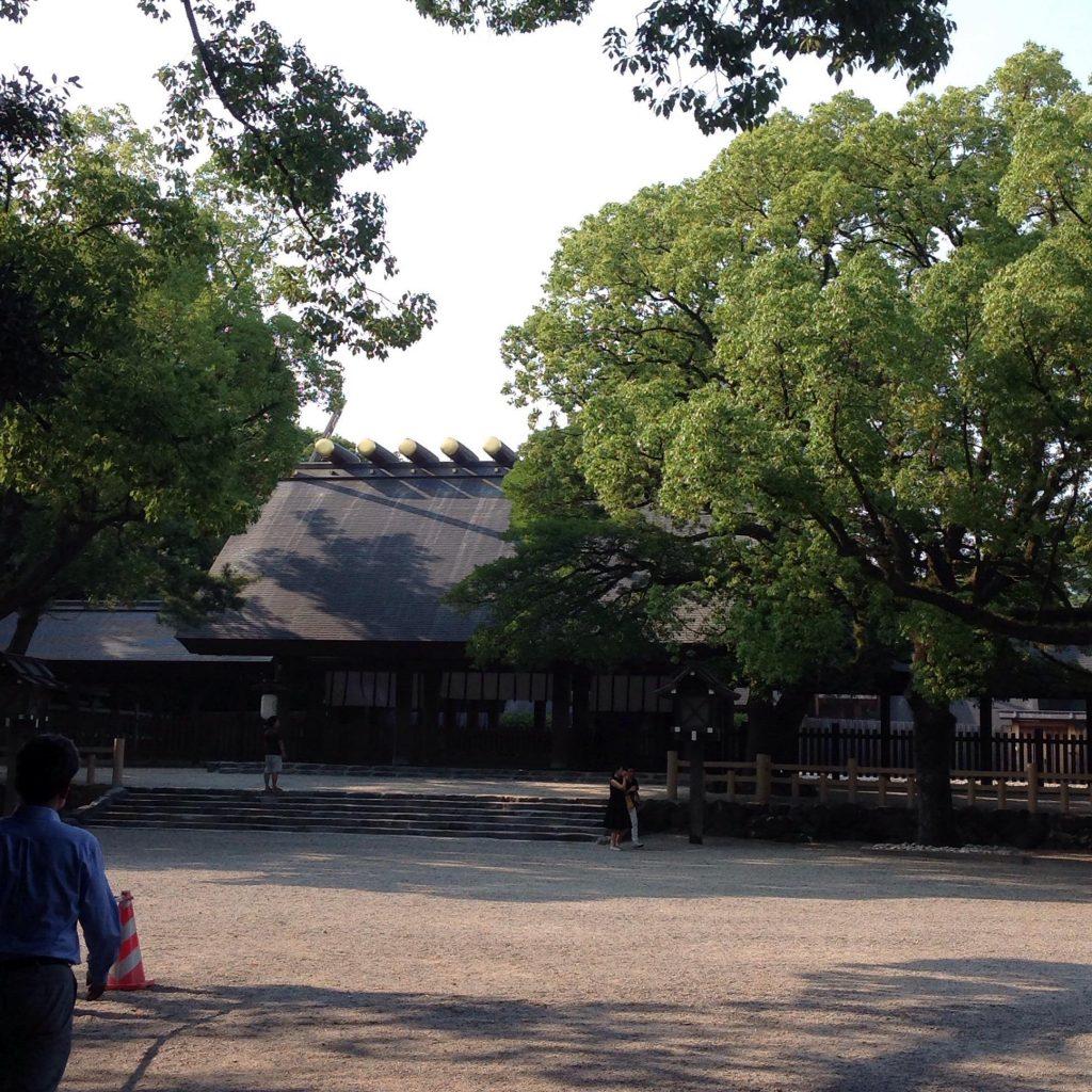 熱田神宮・てあて整体スクール